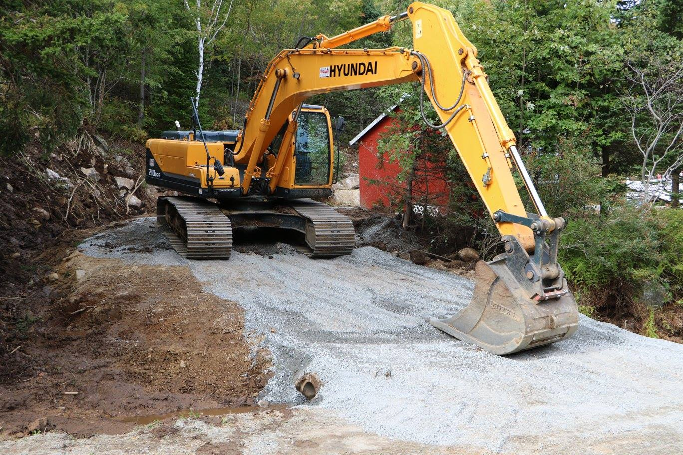 Big Dig Excavating - Call today to take advantage of our Spring Sales!